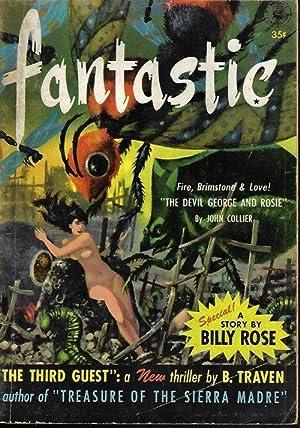 FANTASTIC: March, Mar. - April, Apr. 1953: Fantastic (B. Traven;