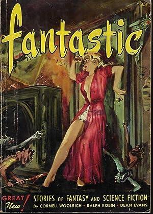 FANTASTIC: November, Nov. - December, Dec. 1952: Fantastic (Mickey Spillane;