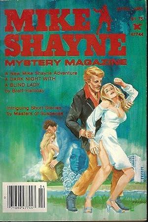 MIKE SHAYNE MYSTERY MAGAZINE: April, Apr. 1985: Mike Shayne Mystery