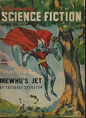 ASTOUNDING Science Fiction: November, Nov. 1946: Astounding (Theodore Sturgeon;