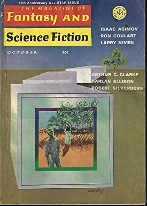The Magazine of FANTASY AND SCIENCE FICTION: F&SF (Larry Niven;