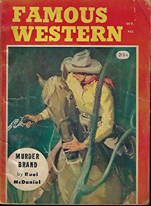 FAMOUS WESTERN: October, Oct. 1958: Famous Western (Cos