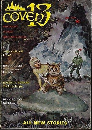 COVEN 13: January, Jan. 1970: Coven 13 (James
