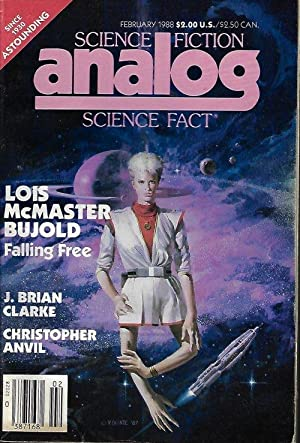 ANALOG Science Fiction/ Science Fact: February, Feb.: Analog (Lois McMaster