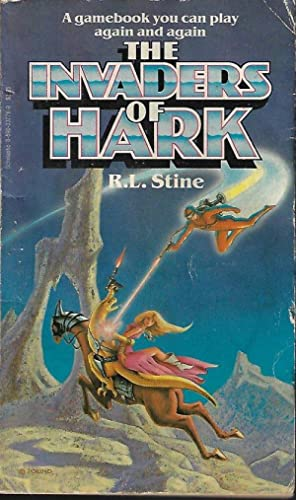 THE INVADERS OF HARK: Stine, R. L.