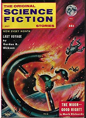 The Original SCIENCE FICTION Stories: July 1958: Original Science Fiction