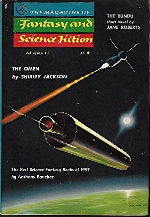 The Magazine of FANTASY AND SCIENCE FICTION: F&SF (Jane Roberts;