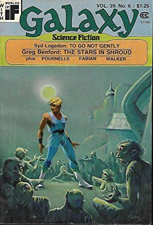"GALAXY Science Fiction: June 1978 (""The Stars: Galaxy (Greg Benford;"
