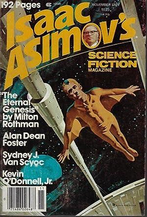 Isaac ASIMOV'S Science Fiction: November, Nov. 1979: Asimov's (Milton A.