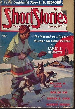 SHORT STORIES: January, Jan. 25, 1936: Short Stories (James