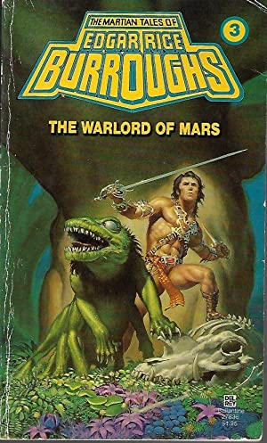 THE WARLORD OF MARS (#3): Burroughs, Edgar Rice