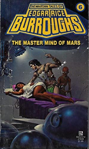 THE MASTER MIND OF MARS (#6): Burroughs, Edgar Rice