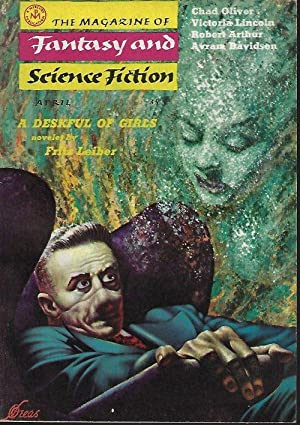 The Magazine of FANTASY AND SCIENCE FICTION: F&SF (Chad Oliver;