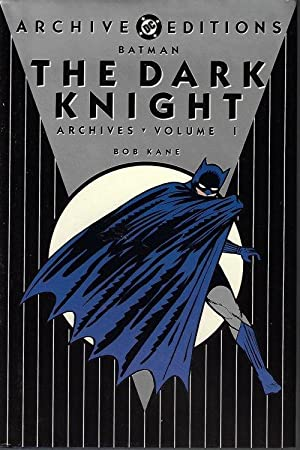 BATMAN: THE DARK KNIGHT Archives Volume 1