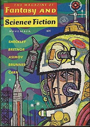 The Magazine of FANTASY AND SCIENCE FICTION: F&SF (Alfred Connable;
