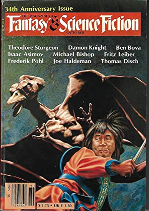 The Magazine of FANTASY AND SCIENCE FICTION: F&SF (P. E.