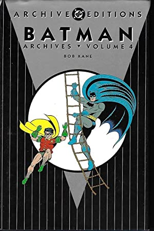 BATMAN Archives Volume 4