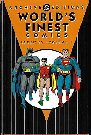 WORLD'S FINEST Archives Volume 1