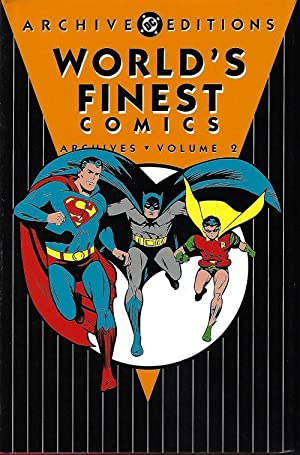 WORLD'S FINEST Archives Volume 2