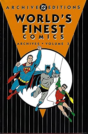 WORLD'S FINEST Archives Volume 3