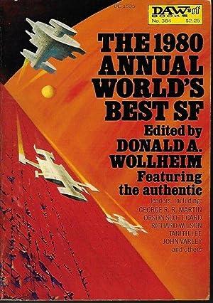 THE 1980 ANNUAL WORLD'S BEST SF: Wollheim, Donald A.