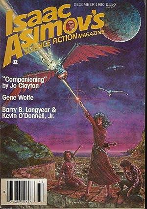 ISAAC ASIMOV'S Science Fiction: December, Dec. 1980: Asimov's (Isaac Asimov;
