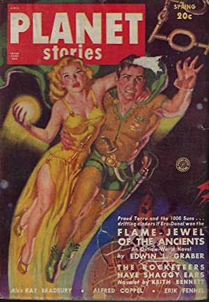 PLANET Stories: Spring 1950: Planet Stories (Keith