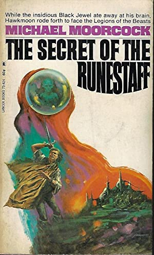 THE SECRET OF THE RUNESTAFF (vt. THE RUNESTAFF): The Runestaff #4