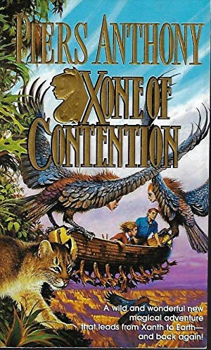 XONE OF CONTENTION (Xanth series)