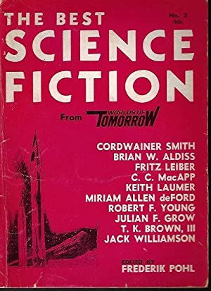 THE BEST SCIENCE FICTION from WORLDS OF: Pohl, Frederick (editor)