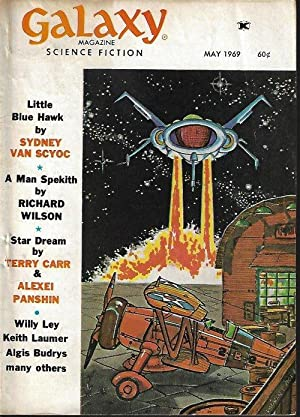 GALAXY Science Fiction: May 1969: Galaxy (Sydney Van