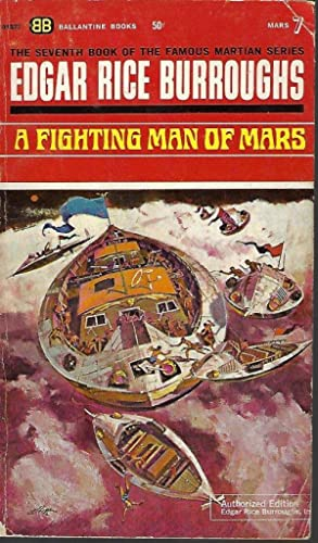 A FIGHTING MAN OF MARS (Mars #7): Burroughs, Edgar Rice