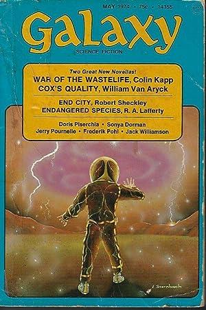 GALAXY Science Fiction: May 1974: Galaxy (William Van