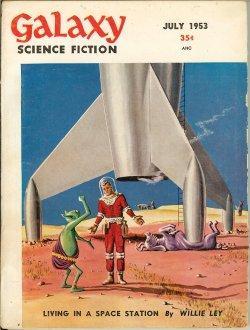 GALAXY Science Fiction: July 1953: Galaxy (Clifford D.