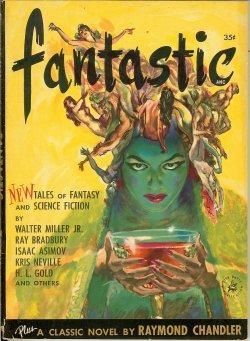 FANTASTIC: Summer 1952: Fantastic (Walter M. Miller, Jr.; Sam Martinez; Paul W. Fairman; H. B. ...