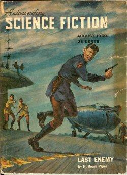 ASTOUNDING Science Fiction: August, Aug. 1950: Astounding (H. Beam