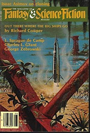 The Magazine of FANTASY AND SCIENCE FICTION: F&SF (Richard Cowper;