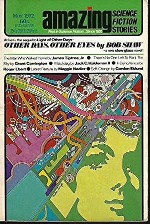 """AMAZING Stories: May 1972 (""""Other Days, Other: Amazing (Bob Shaw;"""