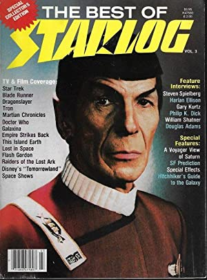 THE BEST OF STARLOG: Vol. 3, 1982