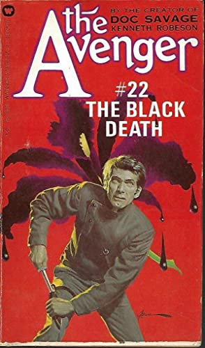 THE BLACK DEATH: The Avenger #22: Robeson, Kenneth