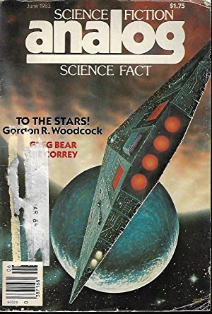 ANALOG Science Fiction/ Science Fact: June 1983: Analog (Greg Bear;