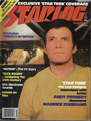 STARLOG: #32; March, Mar. 1980