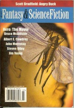 The Magazine of FANTASY AND SCIENCE FICTION: F&SF (John Morressy;