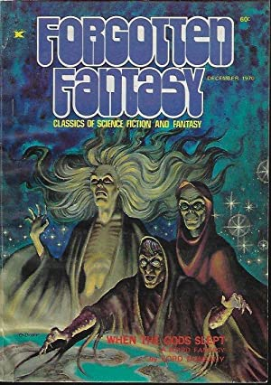 FORGOTTEN FANTASY: December, Dec. 1970 (