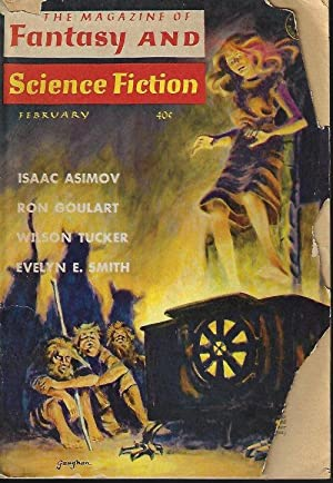 The Magazine of FANTASY AND SCIENCE FICTION: F&SF (S. S.