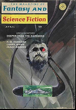 The Magazine of FANTASY AND SCIENCE FICTION: F&SF (Greg Benford;