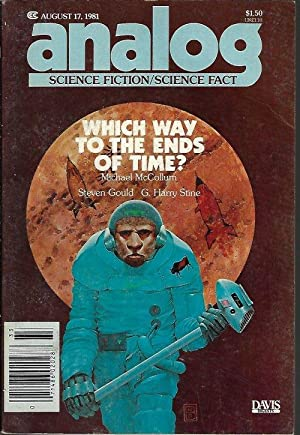 ANALOG Science Fiction/ Science Fact: August, Aug.: Analog (Michael McCollum;