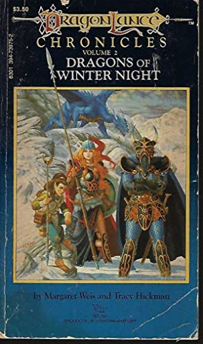 DRAGONS OF WINTER NIGHT: Chronicles Vol. 2 (Dragonlance)