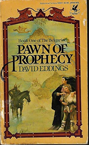 PAWN OF PROPHECY: The Belgariad #1