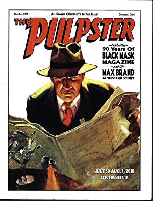 THE PULPSTER #19 (Pulpfest July 30-Aug. 1, 2010)